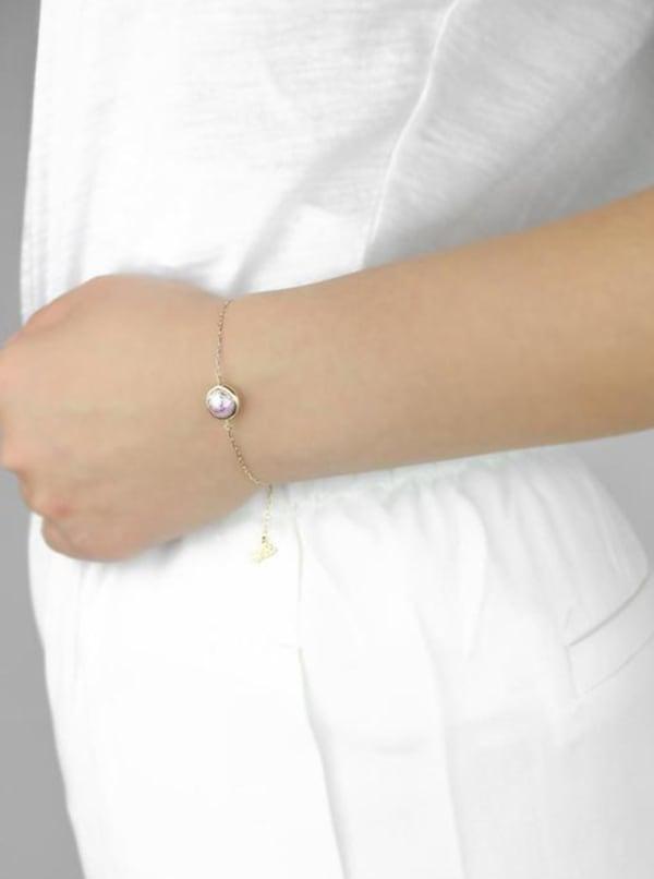14K Gold Filled Mars Bracelet