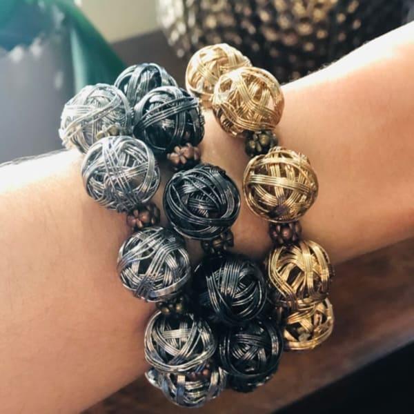 Knotted Handmade Bracelet