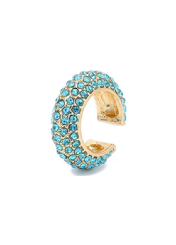 Gold Plated Max Ear Cuffs