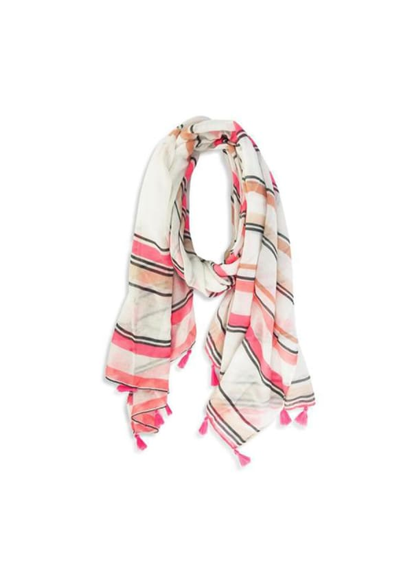 Six Hundred Scarf - Multi - Front