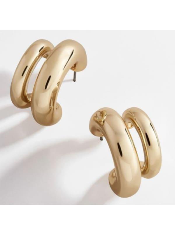 Gold Plated Selma Earrings