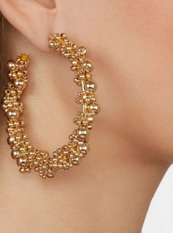 Gold Plated Pamela Earrings