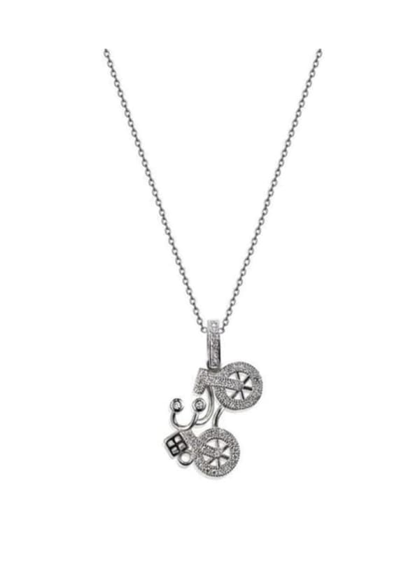 Joy Stainless Steel Necklace