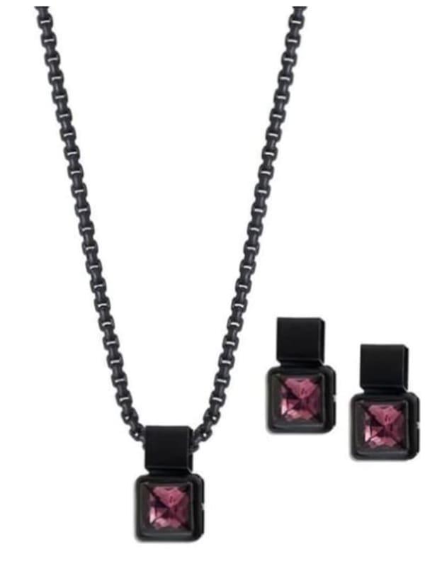 Coal Necklace