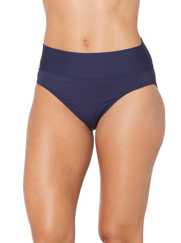 Nautica® Swimsuit Bikini Bottom - Deep Sea - Front