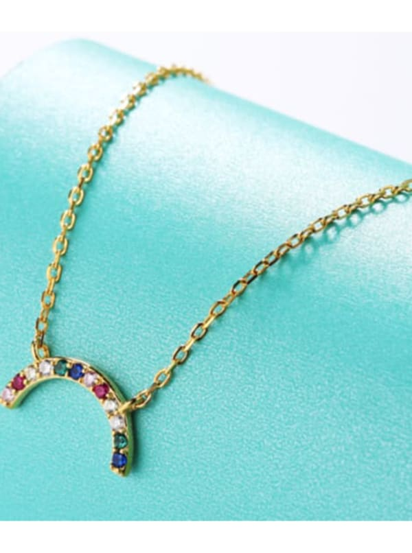 18K Gold Phoebe Necklace