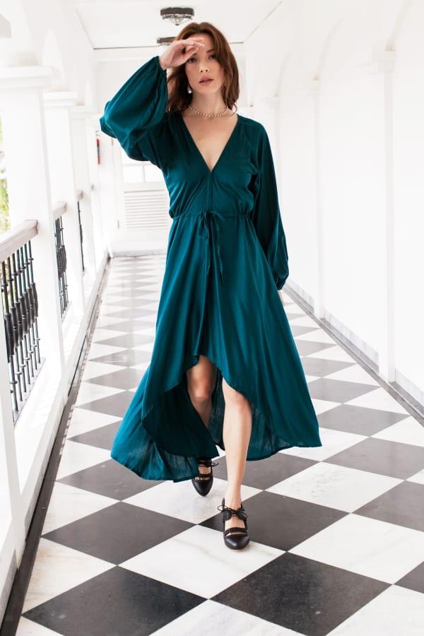 Linda Dress - Plus