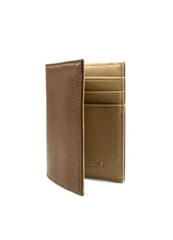 Micro Leather Wallet