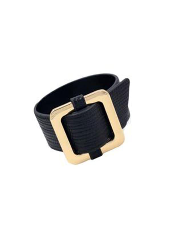 Square Lock Bracelet