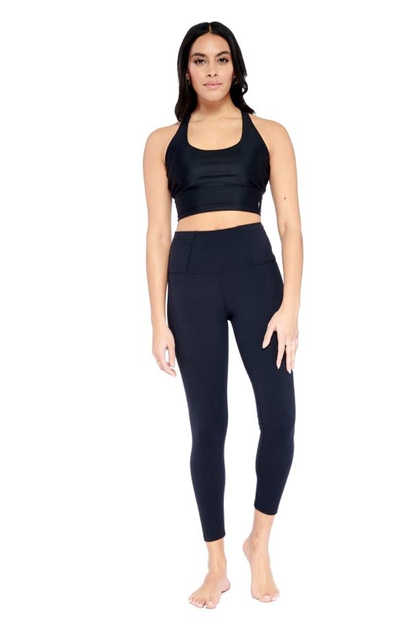 Empowerment Legging - Black - Front