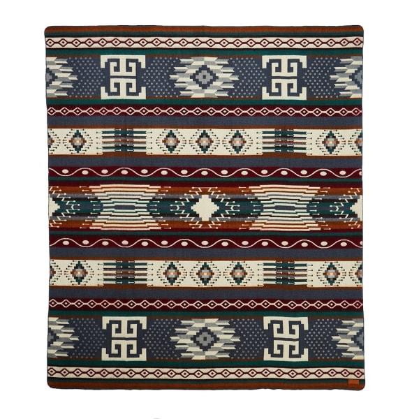 Ultra Soft Southwestern Dot Handmade Woven Blanket