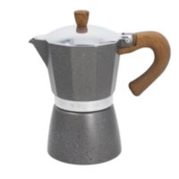 Wood & Stone Style 6C Coffee Maker