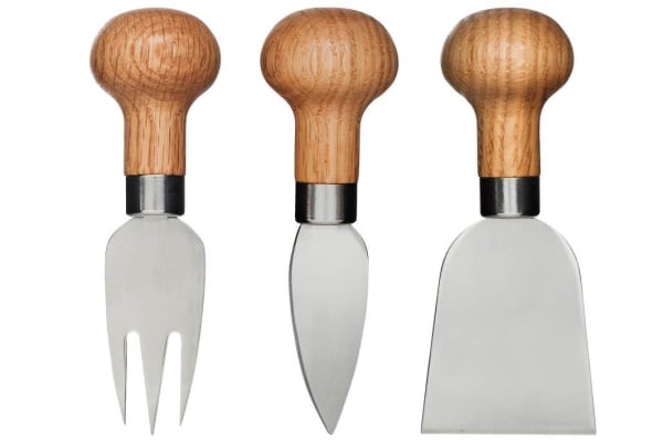 Nature Cheese Knife Set - Pack of 3