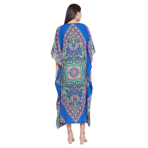 Paisley Handmade Kaftan Dress