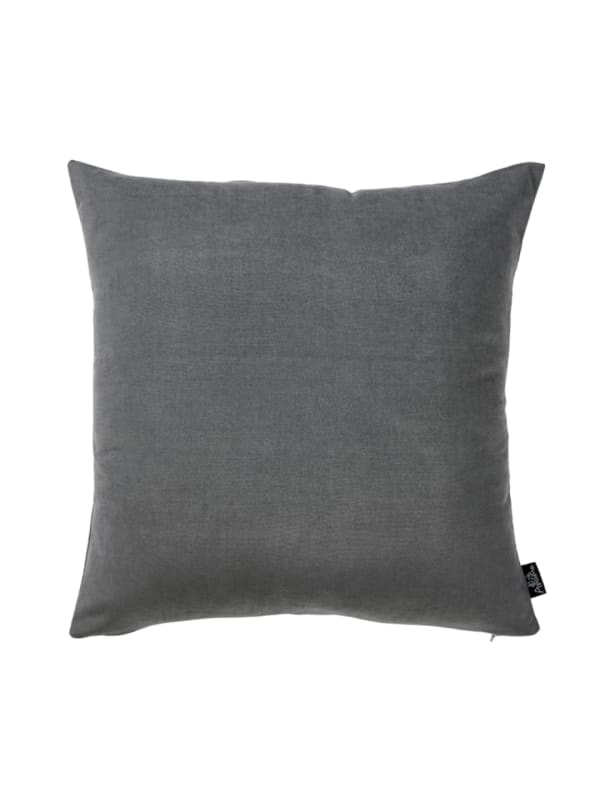 "18""X18"" Grey Honey Decorative Throw Pillow Cover 2 Pcs In Set"