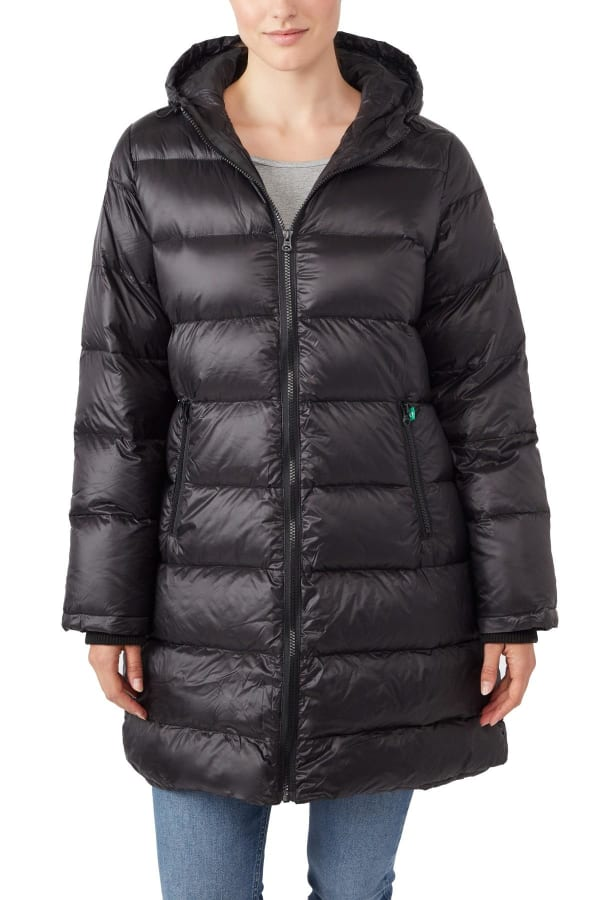 Modern Eternity Naomi Down Filled 3-IN-1 Maternity Parka