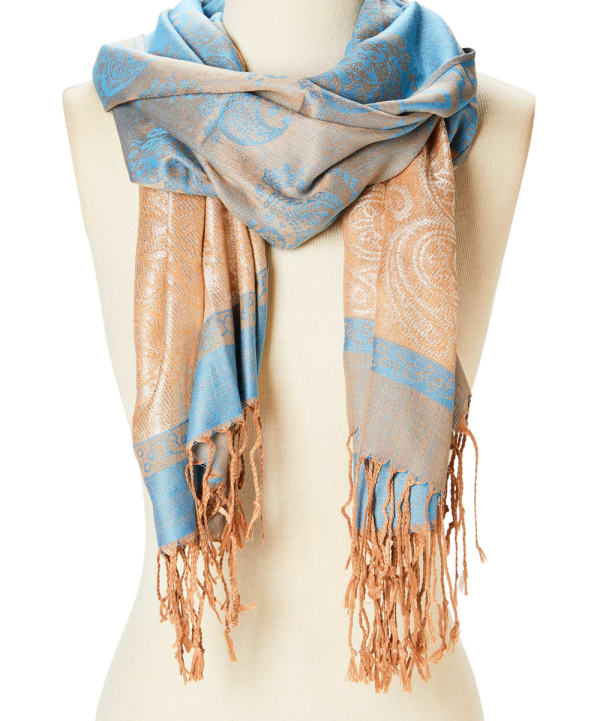 Long Soft Shawl Wrap Scarf