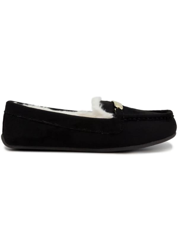 Lisa Faux Fur Loafer Slipper