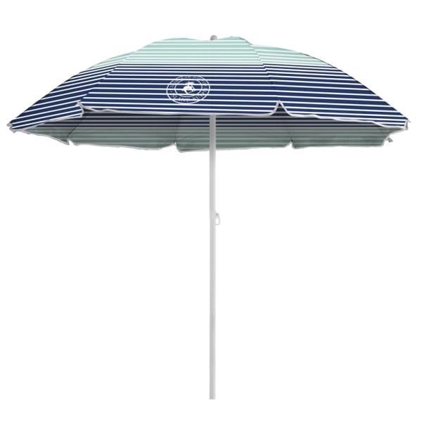 Caribbean Joe 6 ft. Beach Umbrella with UV