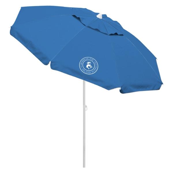 Caribbean Joe 6.5 ft. Beach Umbrella with UV