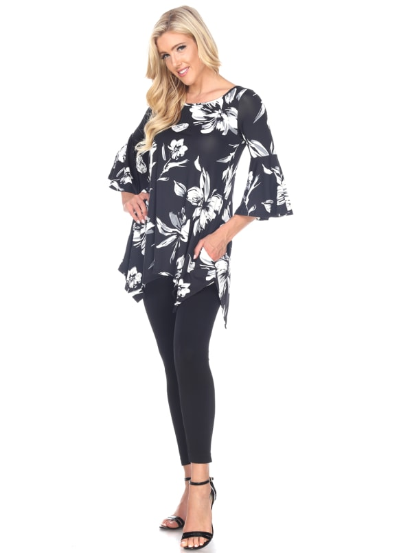 Blanche Tunic / Top