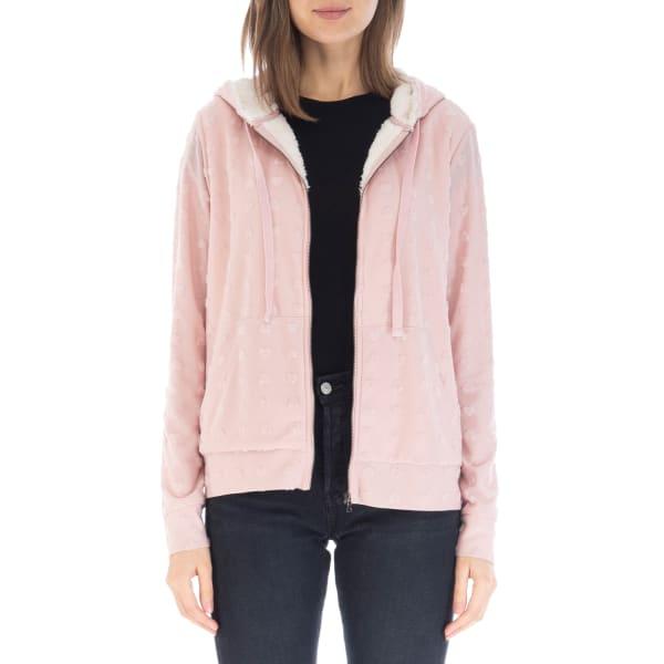 Jacquard Zip Up Jacket