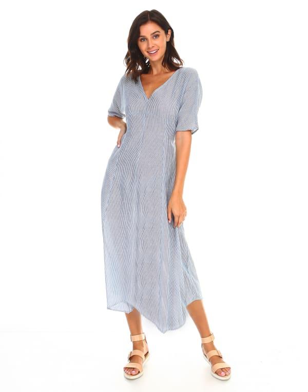 Lisandra Linen Dress