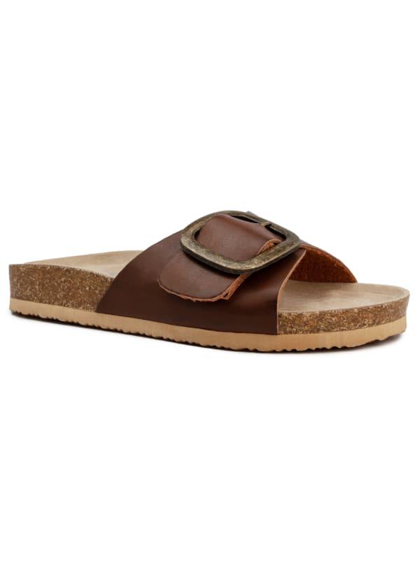 Zerri Slide Footbed Sandal