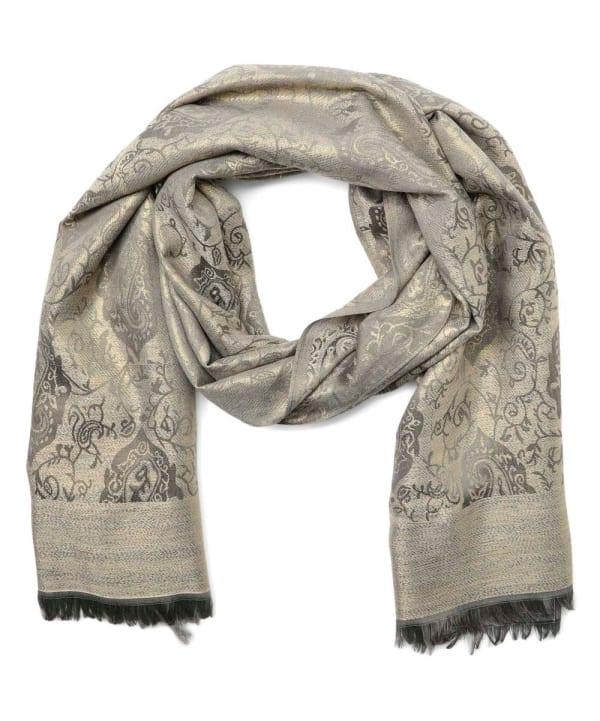 Scarfs Fashion Paisley Long Shawl Wrap