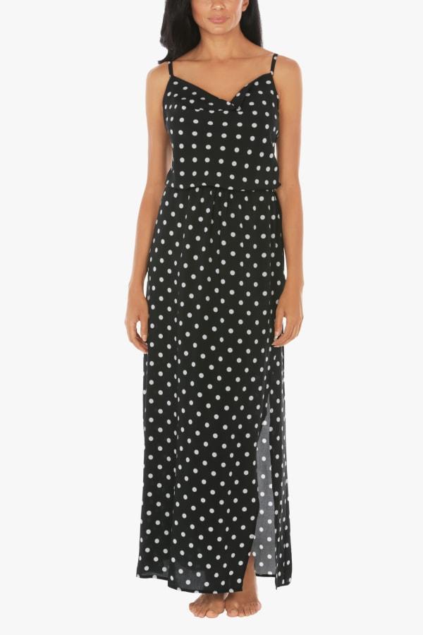 Tahari Sweet Spot Maxi Dress