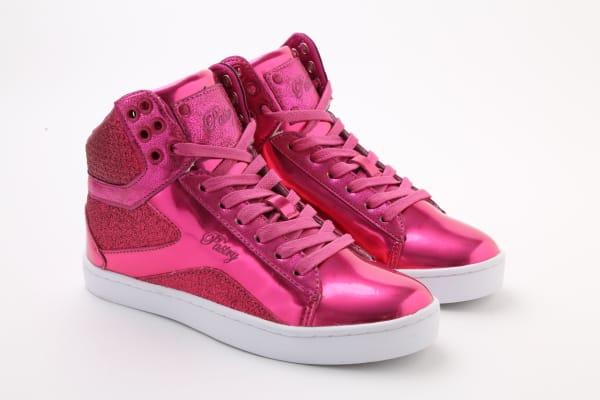 Pastry Pop Tart Glitter Sneakers
