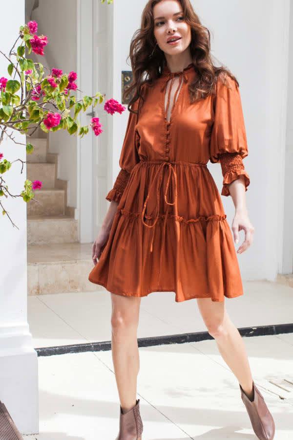 Simone Mini Dress