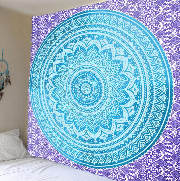 Mandala Versatile Tapestry