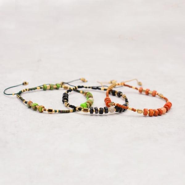 Gems Bracelet Set