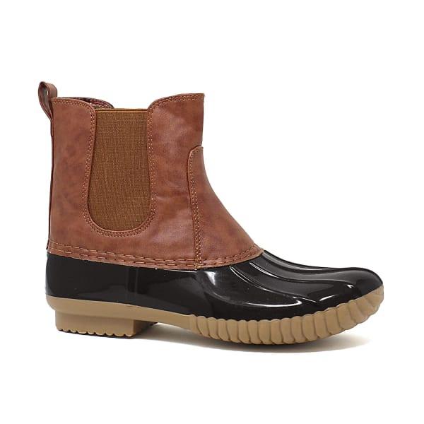 Yoki-Dylan Chelsea Duck Rain Boot