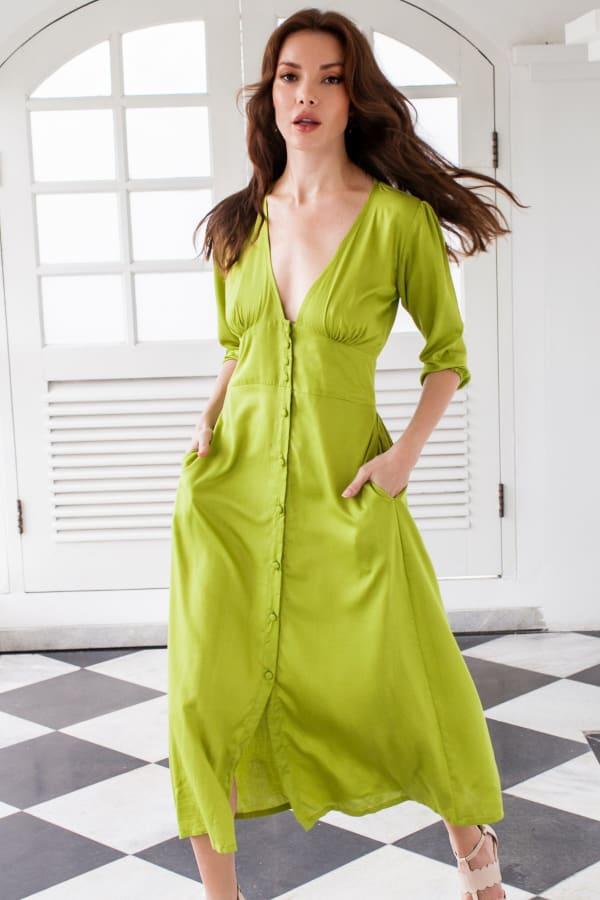 Whisper Light Dress - Plus