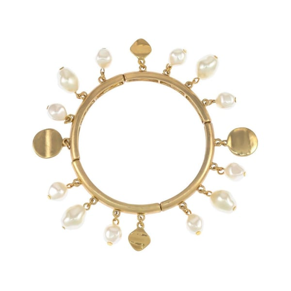 Carol Dauplaise Shaky pearl Bracelet