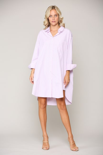 Wanda Shirt Dress