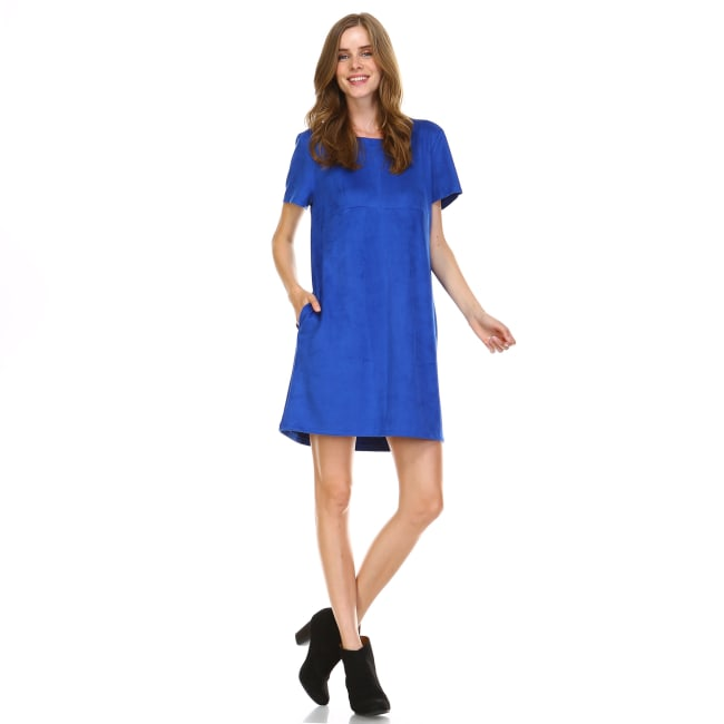 Audrey Round Neck with Pockets