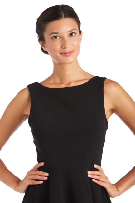 Morgan & Co. Short Skater Dress