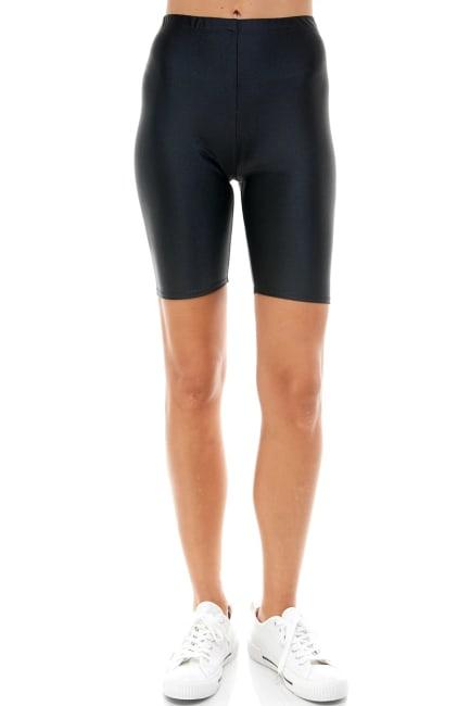 Super Stretch Comfy Yoga Fabric Biker Short