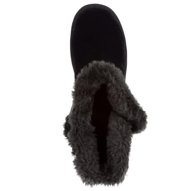Poppy Faux Fur Short Boots