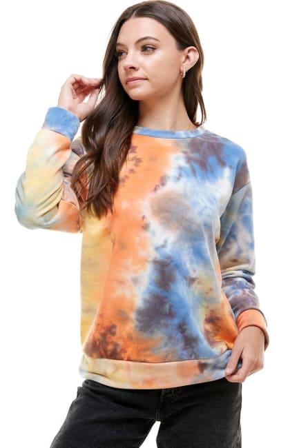 Tie Dye Sweatshirts