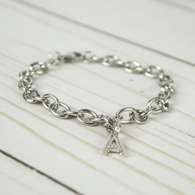 Hope Stainless Steel Bracelet