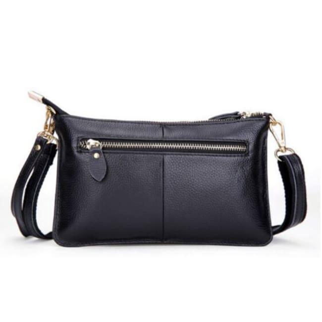 Tonya Leather Crossbody