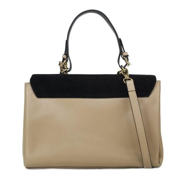 Simonetta Leather Handbag
