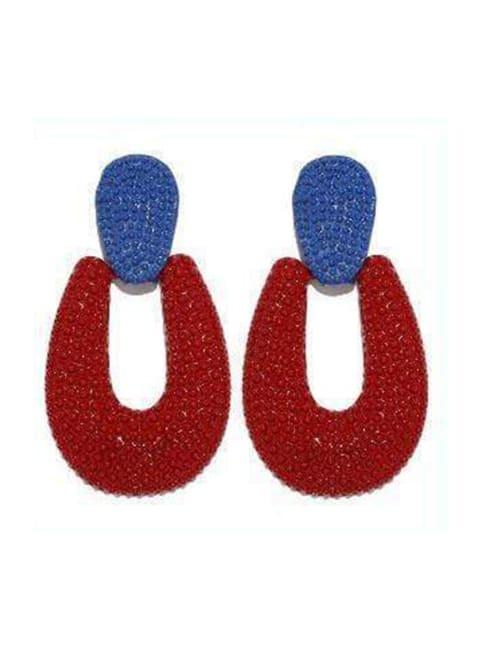 Antonia Color Block Earrings