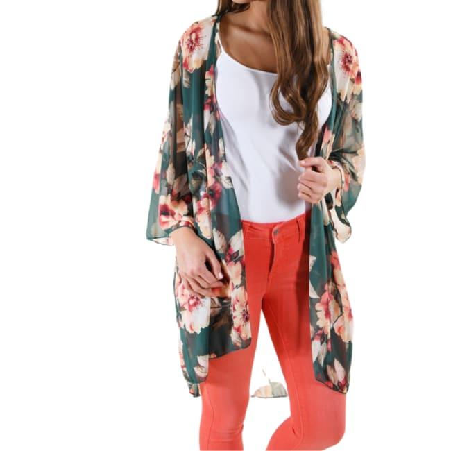 Island Republic Sunshine Kimono