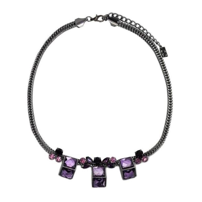 Sweet Geo Necklace