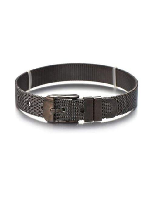 Stainless Steel Slider Bracelet